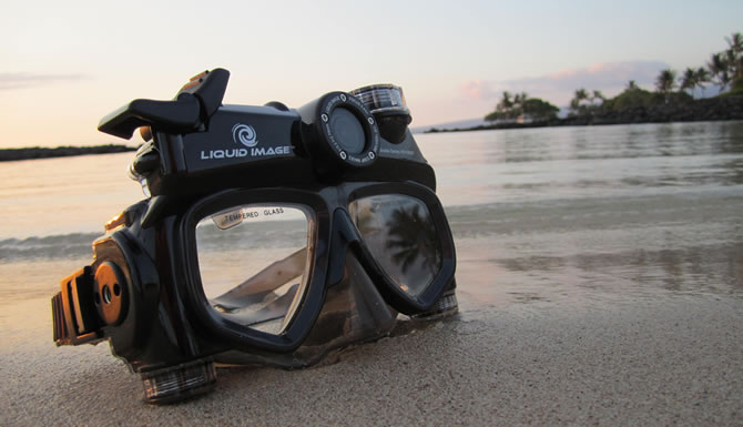 Explorer Series 8.0MP Camera Mask