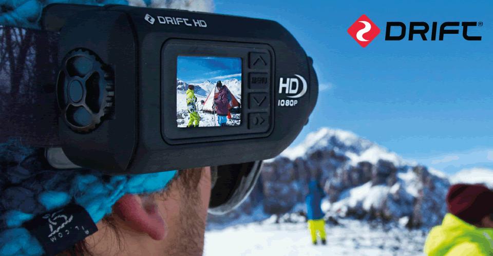 Drift HD 1080 Action Camera